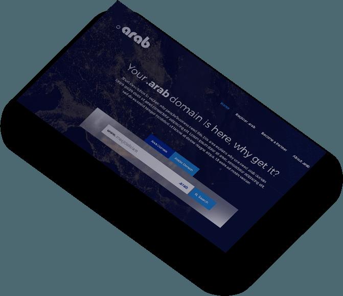 arab web design