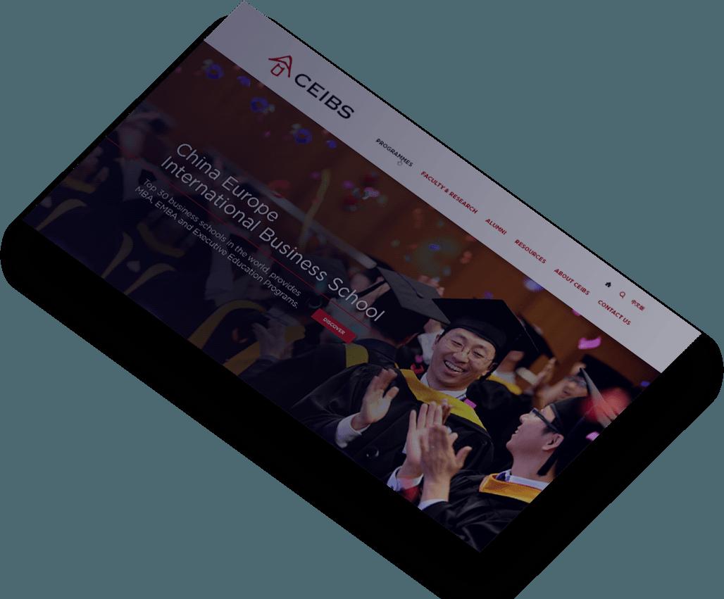 ceibs web design